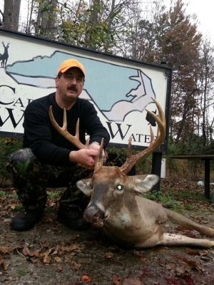 Big NC 10-point buck