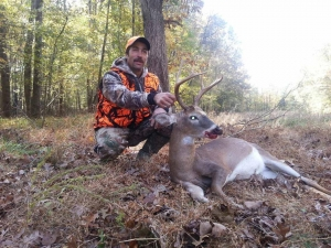 NC deer hunting at its best